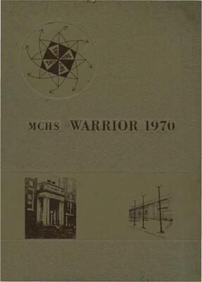 1970 McHenry High School Yearbook - MCHS Warrior 1970