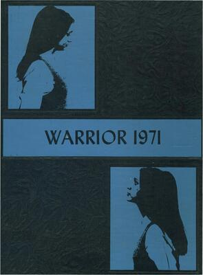 1971 McHenry High School Yearbook - Warrior 1971