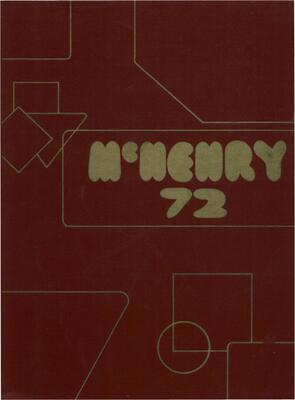 1972 McHenry High School - McHenry 72