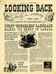 First Horseless carriage makes its debut in Canada