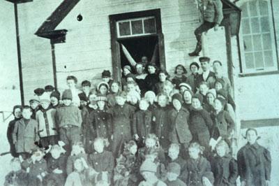 The Magnetawan School, 1916