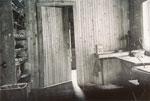 Kitchen in an Unidentified Cabin, circa 1910