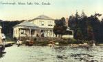 Carnshanagh, Ahmic Lake, Ont. Canada, circa 1910