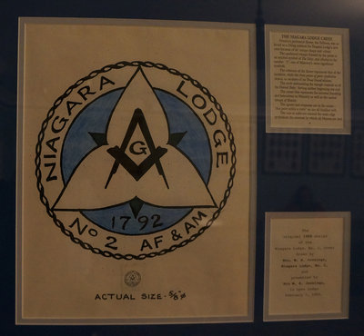 Crest of Niagara Lodge, No. 2