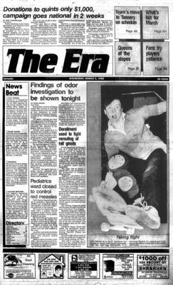 The Era (Newmarket, Ontario), March 2, 1988