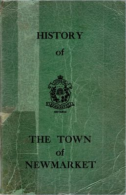 History of the Town of Newmarket