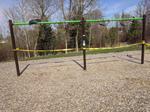 Swings at Beswick Park Closed