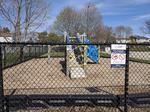 St. Paul School playground closed