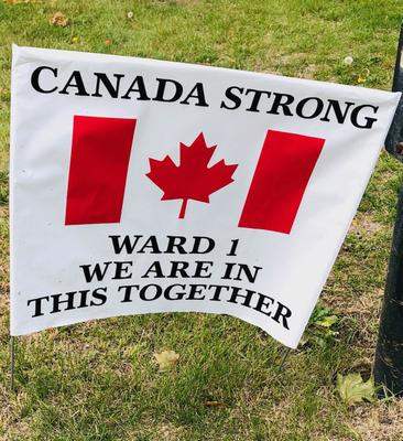 Canada Strong. We are in this together.