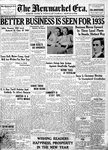 Better business is seen for 1935