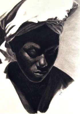 Portrait of Nana Aba Duncan
