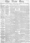 New Era (Newmarket, ON)1 Dec 1854