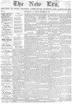 New Era (Newmarket, ON)14 Sep 1855