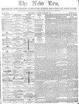 New Era (Newmarket, ON)6 Nov 1857