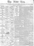 New Era (Newmarket, ON), August 26, 1859