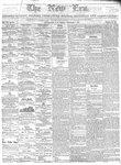 New Era (Newmarket, ON), November 4, 1859