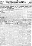 Newmarket Era (Newmarket, ON)18 Sep 1931