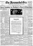 Newmarket Era (Newmarket, ON)6 May 1932