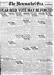 Newmarket Era (Newmarket, ON)11 Oct 1934