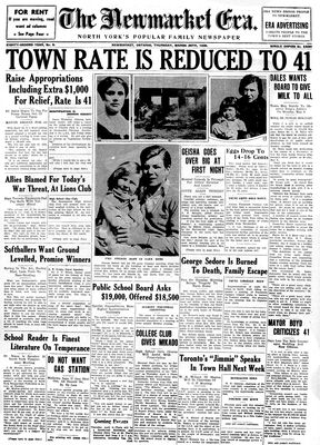 Newmarket Era (Newmarket, ON1861), March 28, 1935