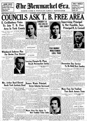 Newmarket Era (Newmarket, ON1861), June 13, 1935