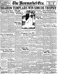 Newmarket Era (Newmarket, ON)23 Sep 1937