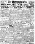 Newmarket Era (Newmarket, ON)21 Oct 1937