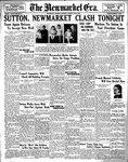Newmarket Era (Newmarket, ON)20 Jan 1938
