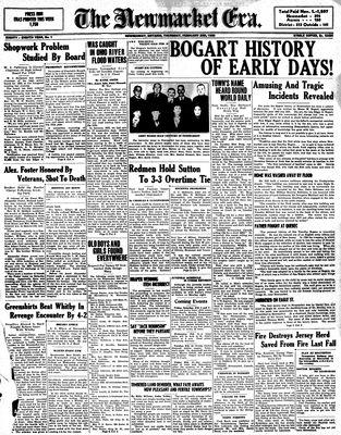 Newmarket Era (Newmarket, ON1861), February 2, 1939