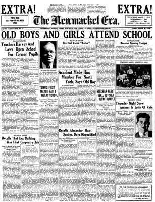 Newmarket Era (Newmarket, ON1861), June 30, 1939