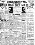 Newmarket Era (Newmarket, ON)24 Oct 1940