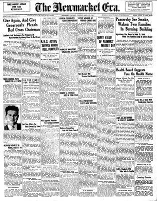 Newmarket Era (Newmarket, ON1861), May 21, 1942