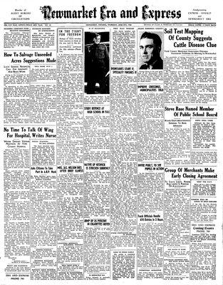 Newmarket Era and Express (Newmarket, ON), June 4, 1942