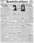 Newmarket Era and Express (Newmarket, ON)13 Jan 1944