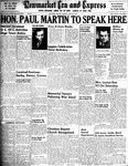 Newmarket Era and Express (Newmarket, ON)2 Jun 1949