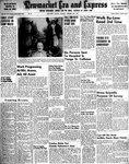 Newmarket Era and Express (Newmarket, ON)29 Sep 1949