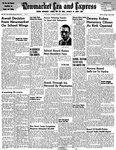 Newmarket Era and Express (Newmarket, ON)19 Jan 1950