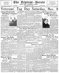 Express Herald (Newmarket, ON)7 Nov 1940