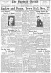 Express Herald (Newmarket, ON)21 Nov 1940
