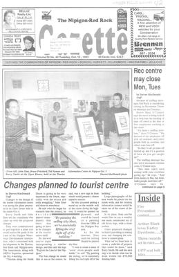 Nipigon Red-Rock Gazette, 12 Oct 1993