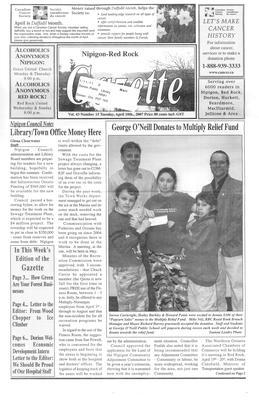 Nipigon Red-Rock Gazette, 10 Apr 2007