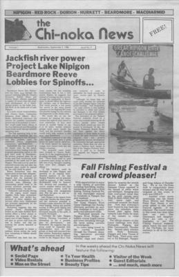 The Chi-Noka News (1986), 3 Sep 1986