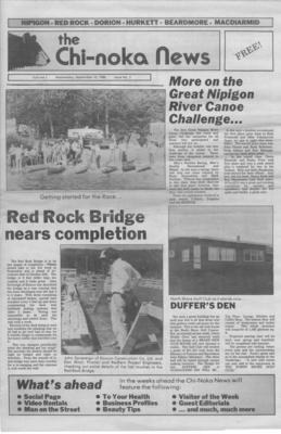 The Chi-Noka News (1986), 10 Sep 1986