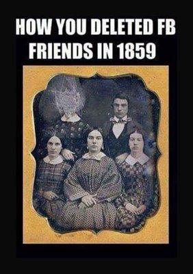 Erasing Friends