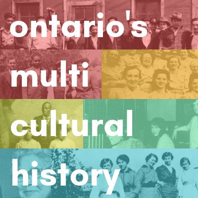 Ontario's Multicultural History Exhibits