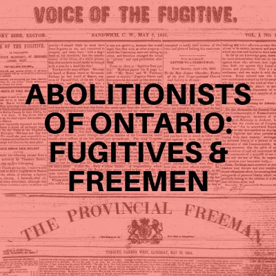 Abolitionists: Grades 11-12