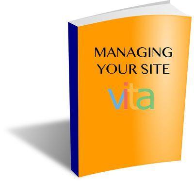 Managing & Customizing Your VITA Site 6.1