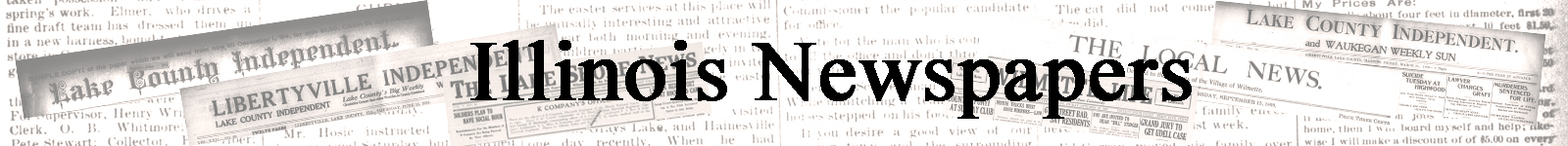 Illinois News Index
