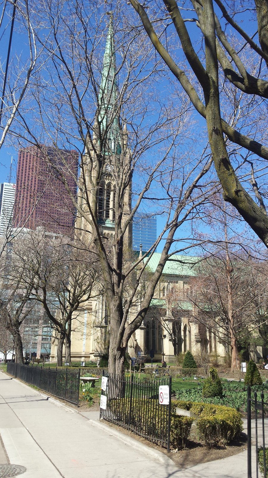 St. James Cathedral & Churchyard