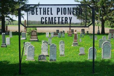 Bethel Pioneer Cemetery